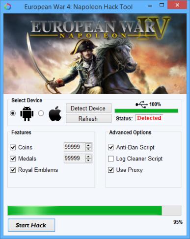 hack european war 4